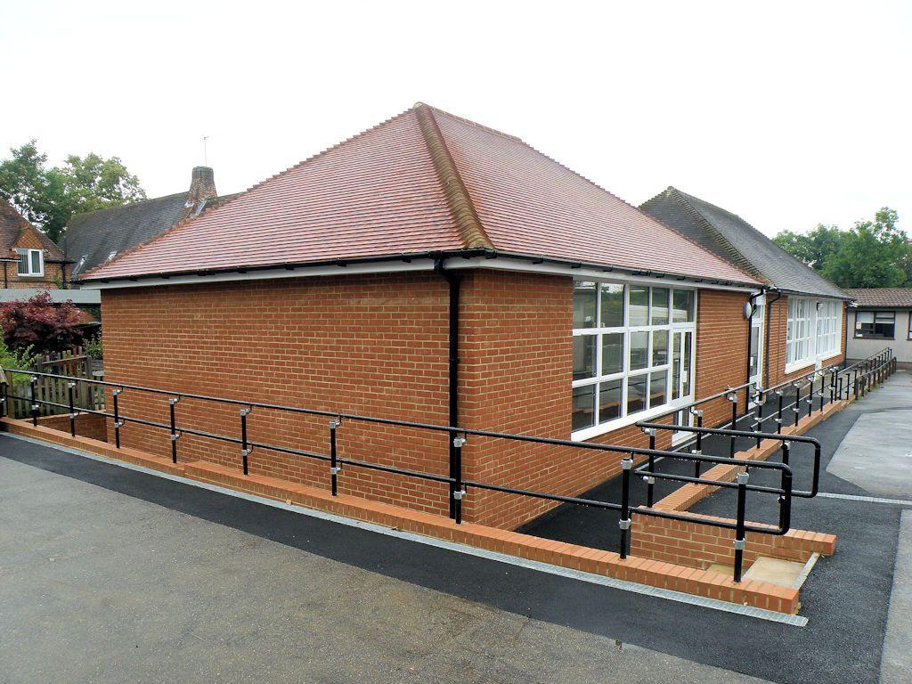 Decorbuild Winkfield St Mary S Primary School Surge