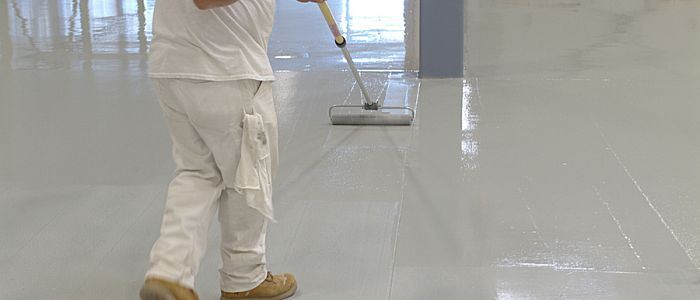 industrial protective coatings floor painting